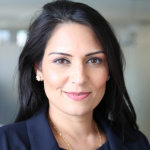 Priti Patel Secretary of State