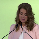 Melinda Gates' speech at the Family Planning Summit